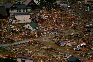 Earthquake and Tsunami Japan | by CECAR - Climate and Ecosystems Change Adaptation R