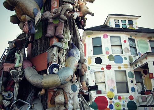251/365 - The Heidelberg Project | by Neon Anomaly