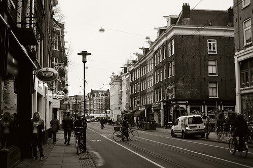 Amsterdam street scene | by The Globetrotting photographer