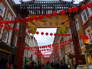 Chinese New Year - Chinatown London | by megoizzy