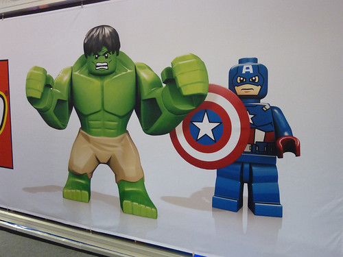 UK Toy Fair 2012 -  Super Heroes | by fbtb