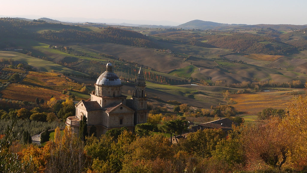 Montepulciano - San Biagio