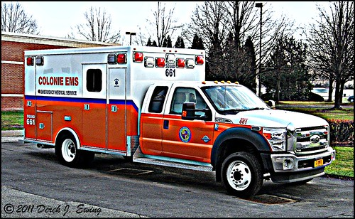 Colonie EMS Department - Squad 661 | by CODE 4 NORTH