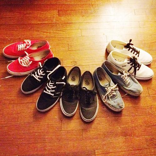 Black Vans Shoes Australia