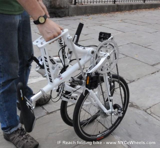 If Reach Dc Electric Folding Bike Flickr