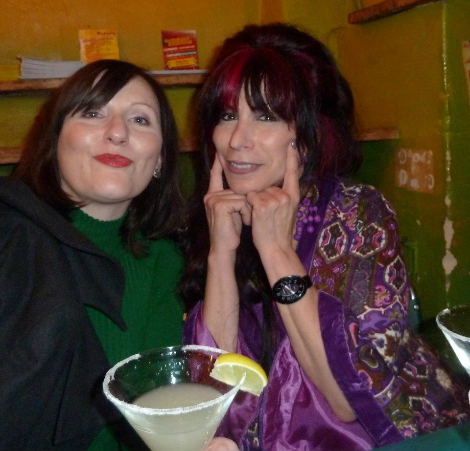 Pre-John Waters Christmas Show Drinks at Cubana   Alison and ...