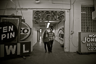 Faythe Levine & Sam Macon | by Sign Painter Movie