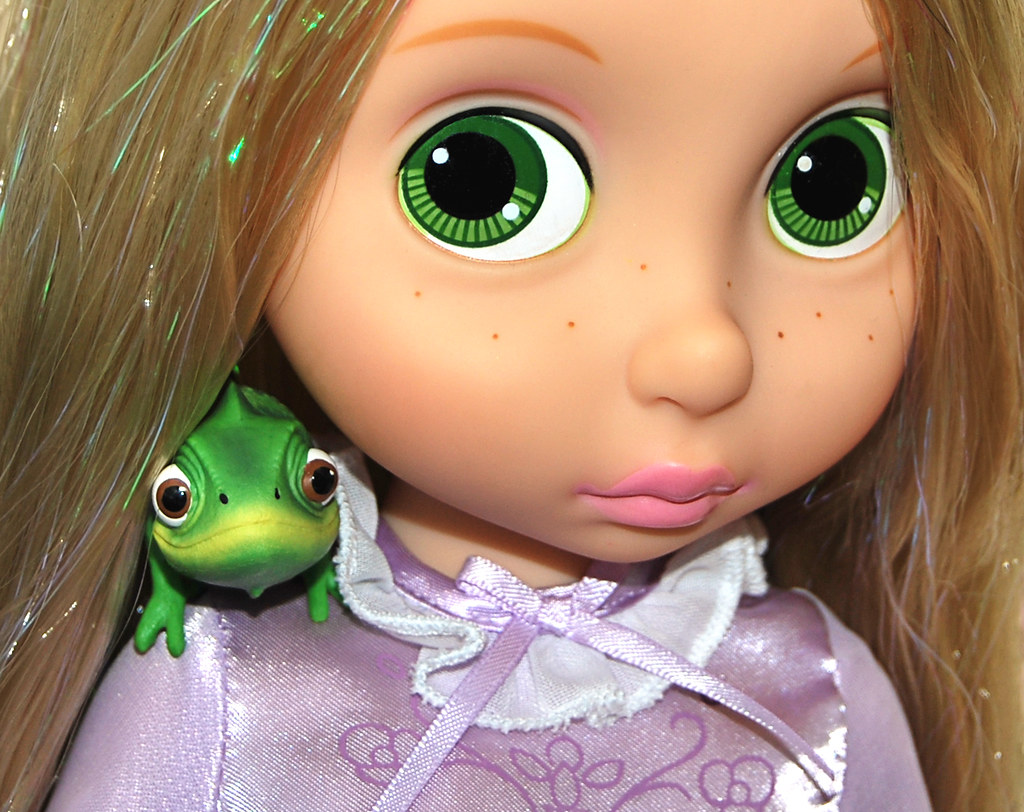 rapunzel can you keep a secret pascal lilium dolls flickr