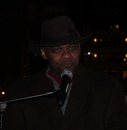 Denver Mayor Michael B. Hancock