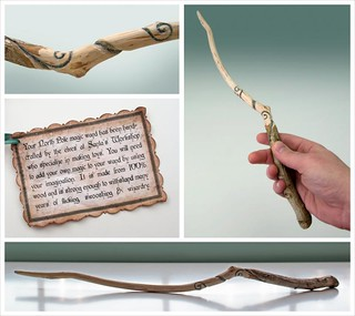 Magic Wand | by PatchworkPottery