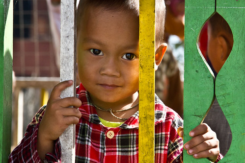 Schoolboy at Inle | by FrederickRose