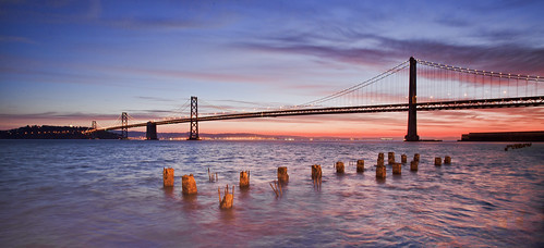 West span of the San Francisco-Oakland Bay Bridge | by TimHarris