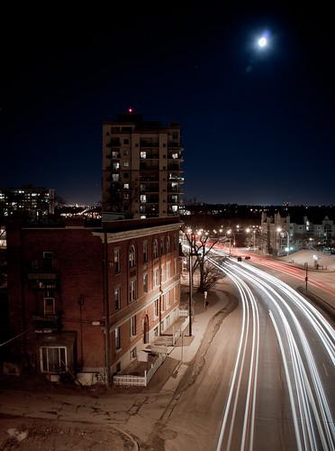 Moon The Parkview Kurt Bauschardt Flickr