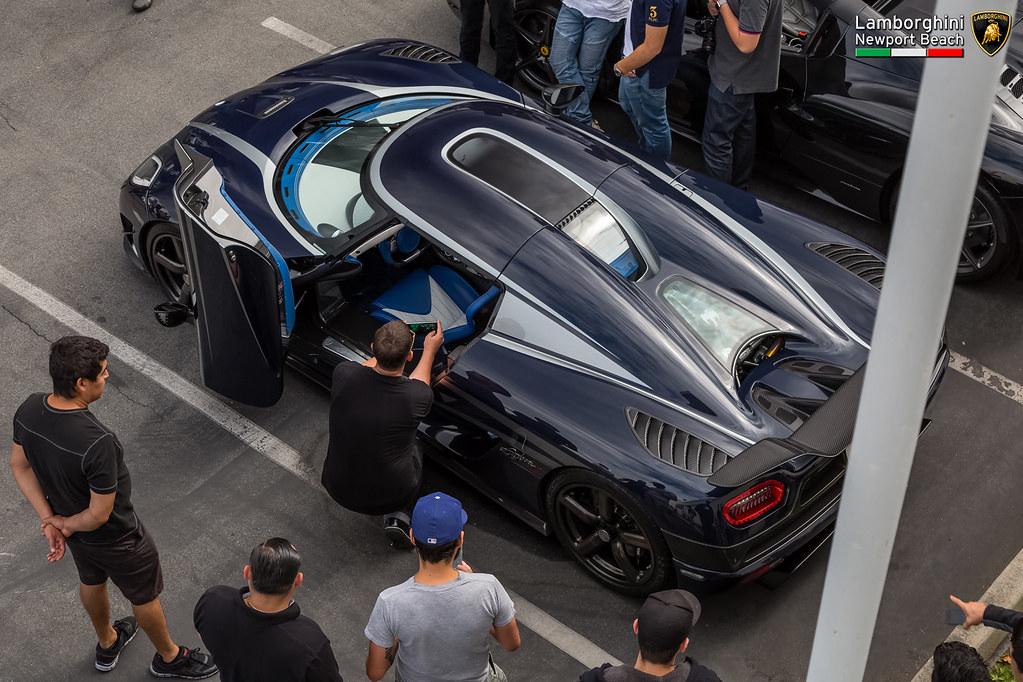 May 2016 Supercar Show At Lamborghini Newport Beach Flickr
