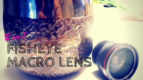 fisheye macro lens