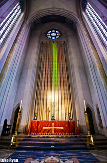 Guildford Cathedral | by lukeryan