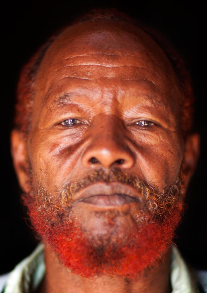 Somali Men Often Die Their Beards Orange With Henna Appa Flickr