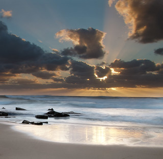 Merewether Sunrise | by geeteee1963