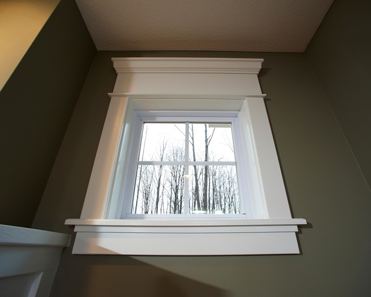 Window treatment craftsman style window treatments for Craftsman home windows
