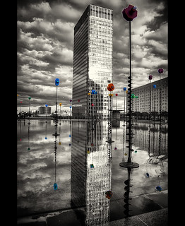 Buildings reflection | by gauvin,pictures