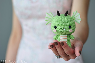 Crochet Chinese New Year Dragon | by all_about_ami