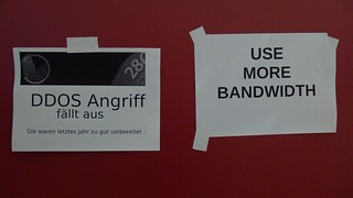 28c3-ddos-use.more.bandwith | by BlinkenArea.org