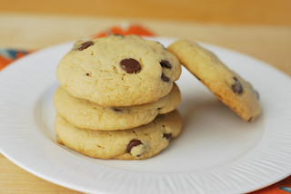 Chewy Chocolate Chip Cookies | by fakeginger