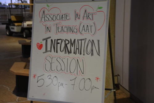 AAT Info Session (Spring 14)