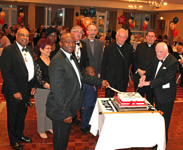 160522 - 90th Anniversary of Southwark Province
