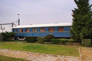 Thessaloniki Railway Museum | by nikolaos p. very busy