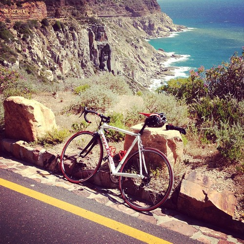 Riding Chapman's Peak | by Max Martensson