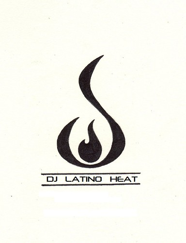 dj latino heat logo eddie martinez flickr