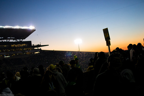 It never rains in Autzen Stadium!! | by aimsnapclick