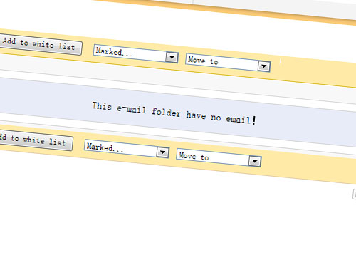This e-mail folder have no email! | by Mr Thinktank