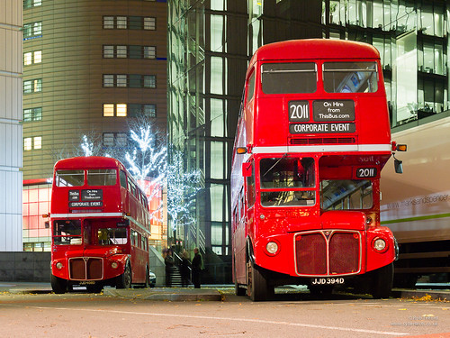 Corporate Routemasters | by cybertect