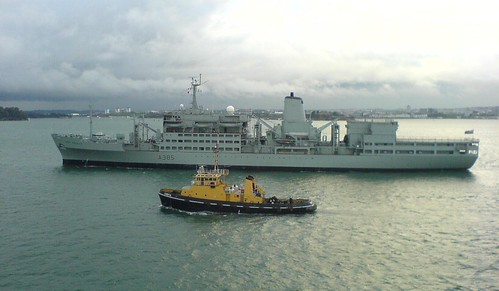 RFA Fort Roselie | by Derick Gray (Photography)
