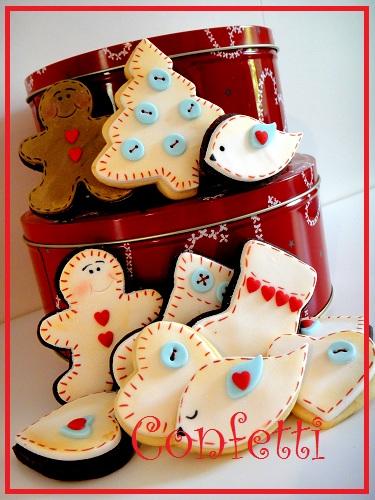 Christmas Cookies 2011. | by confetti_jeddah