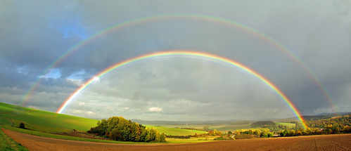 Rainbow | by Lutz Koch / away
