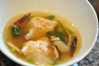 wonton soup | by Culinary Crumbs