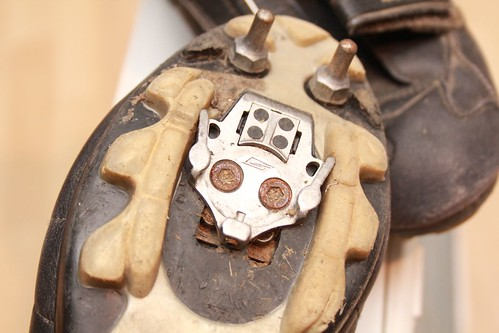 CX shoes rusty bolts | by egocyclic