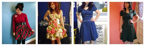 2011 sewing recap | by lladybird