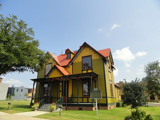 Tennessee Williams Home, Columbus MS | by Deep Fried Kudzu