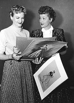 ... Lucy and Elois Jenssen   by Lucy_Fan