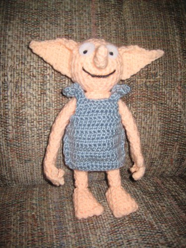 Knitting Pattern For Dobby The House Elf : Dobby_SmockingYouFront Dobby the House Elf amigurumi ...