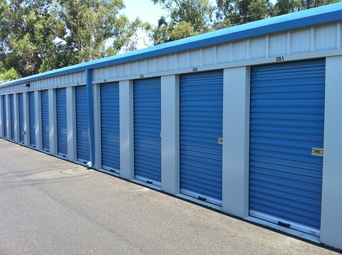 Storage 5x10s | by Meathead Movers