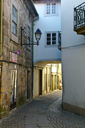 Viseu Old city detail | by pedrosimoes7