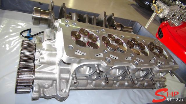 FERRARI 360 Modena - SHP Turbo Kit | Flickr
