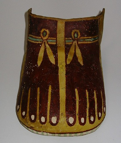 5 - Egyptian Cartonnage | by Webb Conservation