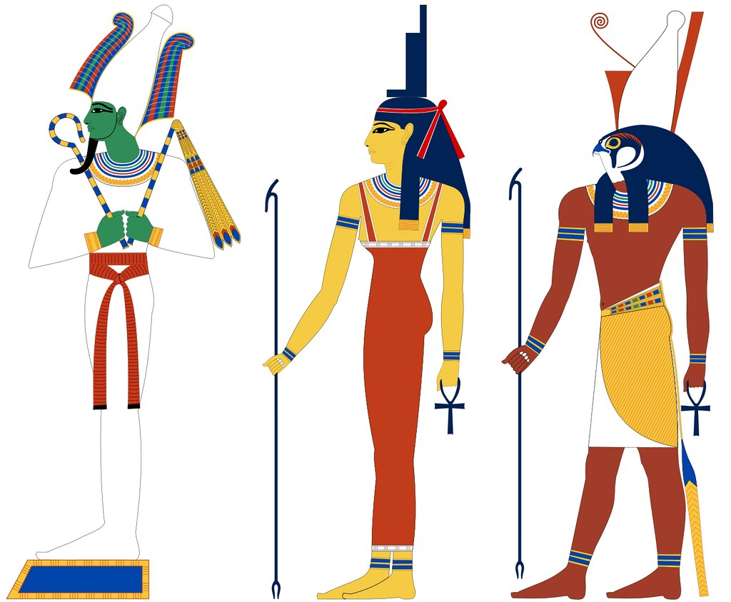 Dioses Egipcios Tv Novo Tempo Flickr