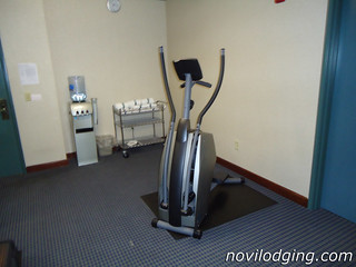 Fitness Equipment in Novi MI Hotels | by Novi Inn & Suites